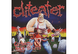 Cliteater - Cliteaten Back To Life [CD]