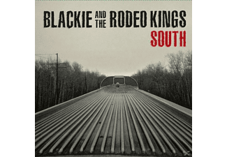 Blackie & The Rodeo Kings - South - (Vinyl)
