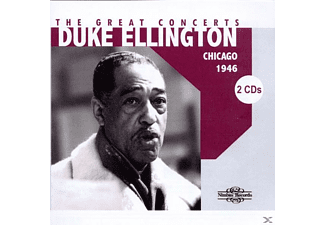 Ellington/Reinhardt/Ensemble - Ellington Greatest Concerts - (CD)