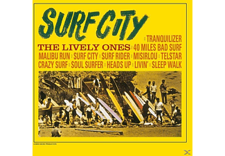 The Lively Ones - Surf City - (Vinyl)