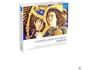 Andrew Lawrence-King;Various - Andrew Lawrence-King Edition - (CD)