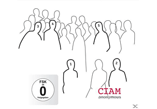 Ciam - Anonymous - (CD + DVD Video)