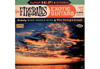 The Fireballs - Exotic Guitars From The Clovis Vaults (Lim Edit.) [CD]