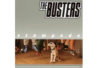 The Busters - Stompede - (CD)
