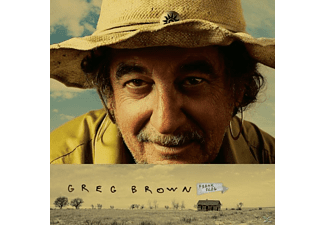 Greg Brown - Freak Flag [CD]
