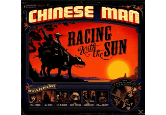 The Chinese Man - Racing With The Sun [CD]