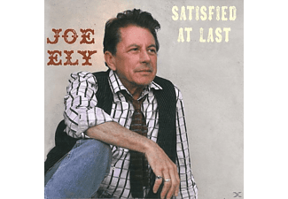 Joe Ely - Satisfied At Last - (CD)