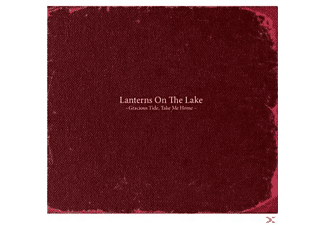 Lanterns On The Lake - Gracious Tide, Take Me Home [CD]