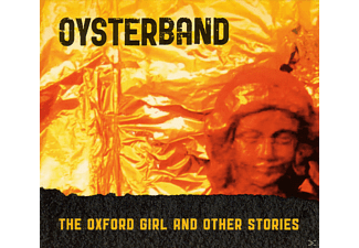Oysterb - The Oxford Girl And Other Stories (Re-Recordings) - (CD)