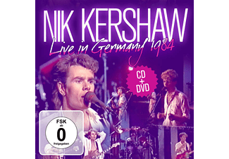 Nik Kershaw - Live In Germany 1984 - (CD + DVD Video)