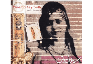 Toufic Farroukh - Cinema Beyrouth - (CD)