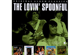 The Lovin' Spoonful - Original Album Classics - (CD)