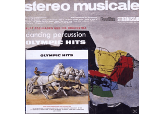 Kurt Edelhagen - Dancing Percussion/Olympic Hits - (CD)