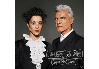 David & St. Vincent Byrne - Love This Giant - (CD)