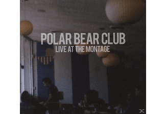 Polar Bear Club - Live At The Montage - (CD)