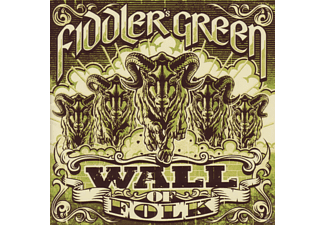 Fiddler's Green - Wall Off Folk [CD]