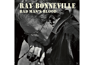 Ray Bonneville - Bad Man's Blood [CD]
