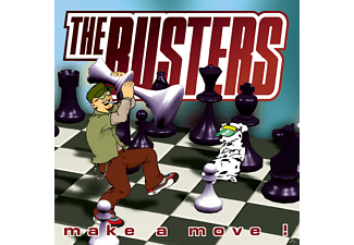The Busters - Make A Move - (CD)