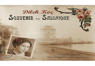 Dilek Koç Souvenir De Salonique CD