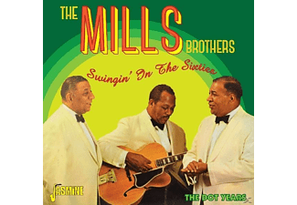 The Mills Brothers - Swingin' In The 60's [CD]