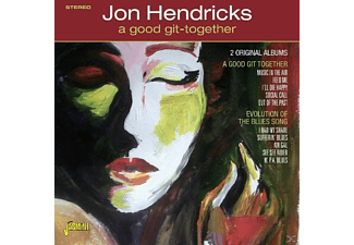 Jon Hendricks - A Good Git Together - (CD)