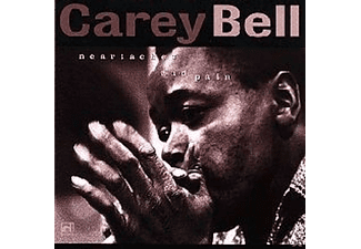 Carey Bell - Heartaches And Pains - (CD)