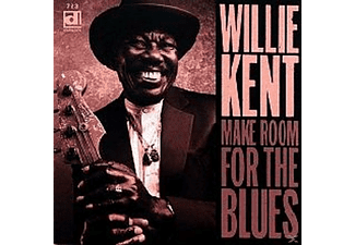 Willie Kent - Make Room For The Blues - (CD)