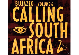 Bujazzo: Bundesjazzorchester - Calling South Africa - (CD)