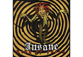 Insane - King of Fools (CD)