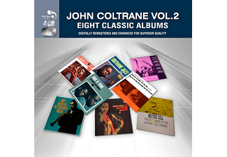 John Coltrane - 8 Classic Albums  Vol.2 - (CD)