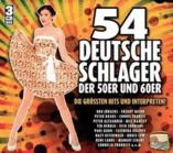 Various - Deutsche Schlager Der 50er Und 60er (CD) jetztbilligerkaufen