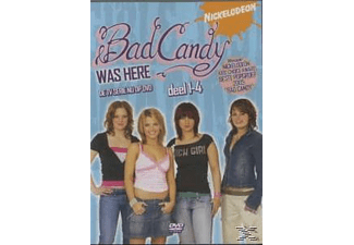 Bad Cy - Bad Candy Was Here Deel 1-4 - (Maxi Single CD)
