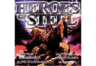 VARIOUS - Heroes Of Steel [CD]