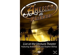 - America & Friends - Live at the Ventura Theater - (DVD)