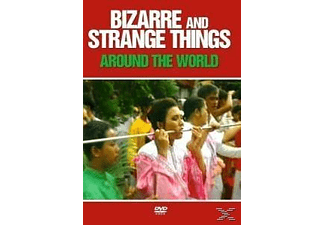 Bizarre And Strange Things Around The World - (DVD)