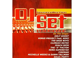 VARIOUS - DJ Set Vol. 2 - (CD)