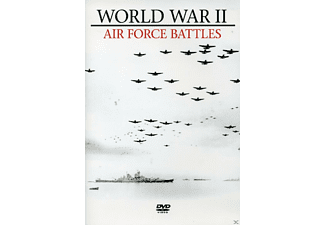 World War II Vol. 02 Air Force Battles [DVD]