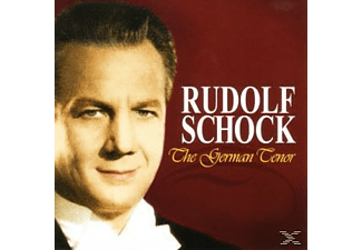 Rudolf Schock - The German Tenor - (CD)