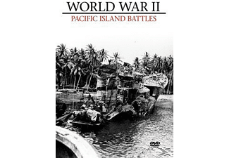 World War 2 -8 -Pacific Island Battles - (DVD)