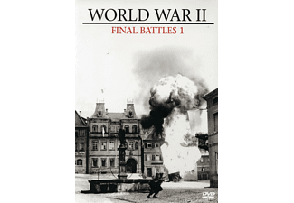 World War II - Final Battles Vol. 1 - (DVD)