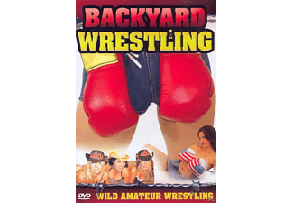 Backyard Wrestling [DVD]