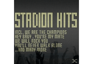 VARIOUS - STADION HITS [CD]