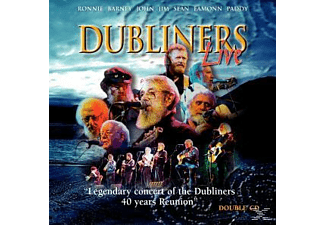 The Dubliners - DUBLINERS LIVE - (CD)
