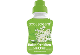 soda stream holunderbl te getr nkesirup 375ml soda automaten zubeh r online kaufen bei mediamarkt. Black Bedroom Furniture Sets. Home Design Ideas