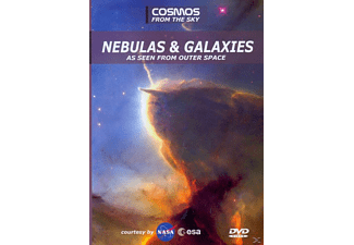 Cosmos From The Sky - Nebulas & Galaxies - (DVD)