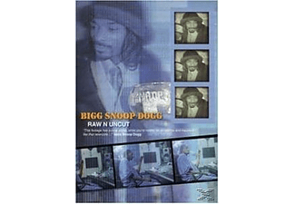 - Snoop Dogg - Raw Uncut - (DVD)