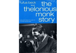 The Thelonious Monk Story - 2 CD - Hörbuch