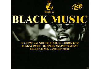 VARIOUS - Black Music - (CD)