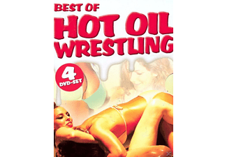 Best of Hot Oil Wrestling [DVD]