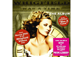 Whigfield - Was A Time - (CD)